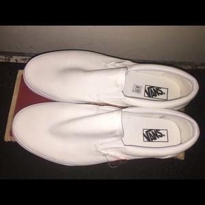 Vans OG classic white slip-on